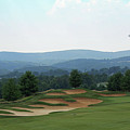 Musket Ridge Golf - In The Foothills Of The Catoctin Mountains - Par 5 - 10th by Ronald Reid