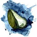 Mussel Shell by Paul Gaj