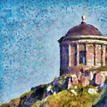 Mussenden Temple by Bodriana MacAllister