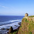 Mussenden Temple, Portstewart, Co by The Irish Image Collection