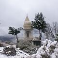 Mussoorie Winter -3 by Padamvir Singh