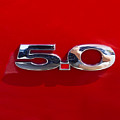 Mustang 5 0 by J Darrell Hutto