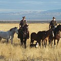 Mustang 'n' Cowboys by Janey Loree
