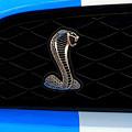 Mustang Shelby Logo by Carlos Diaz