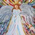 My Angel by Kim Mlyniec