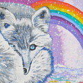 My Artic Fox by Phyllis Kaltenbach