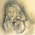 My Best Friend by Latonja Davis-Benson