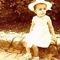 My Best White Dress by Caroline  Urbania Naeem