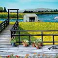 My Canvas by Elizabeth Robinette Tyndall