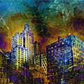 My City Providence by Jerri Moon
