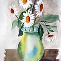 My Daisies by Audrey Bunchkowski