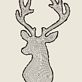 My Deer Tree by Corsac Illustration