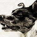 My Dog by Art Dreams