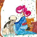My Dog by Earl Joseph Sinajon