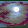 My Dream Moon Moonshine Sky by Navin Joshi