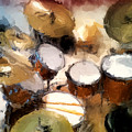 My Drum Set by Gary Nelson
