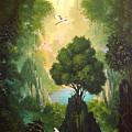 My Eden by Hans Doller