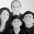My Family by Felipe Galindo