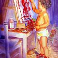 My Favorite Painter by Estela Robles