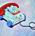 My First Eye Phone  by Herschel Fall