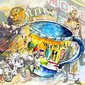 My First Memphis Mug by Miki De Goodaboom