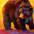 My Fish - Grizzly Bear by Marion Rose