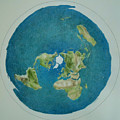 My Flat Earth by Cati Simon