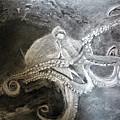 My Friend The Octopus by Jose A Gonzalez Jr
