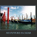 My Future Is Clear by Donna Corless
