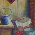 My Grandma's Kitchen by Wendy  Chua