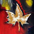 My Grey Autumn I I I by Luis McDonald