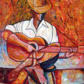 My Guitar by Jose Manuel Abraham