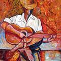 My Guitar by Jose Manuel Abraham