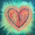 My Heart Loves You by Laurie Maves ART