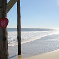 My Heart Under The Pier by Robert Banach