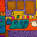 My Kitchen by Joyce Goldin