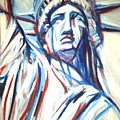 My Lady Liberty  by Pedro  Flores