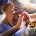 My Little Butterfly by Bob Salo