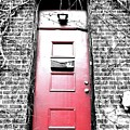 My Little Red Door by Nichole May