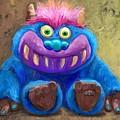 My Monster Friend by Cara alex White