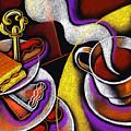 My Morning Coffee by Leon Zernitsky