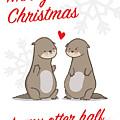 My Otter Half by Matthew NightingaleTanner Thompson and Matthew Nightingale