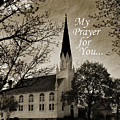My Prayer For You by Joanne Coyle