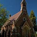 My Redeemer Lives Church by Paul Mangold