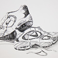 My Running Shoes by Dixie Trent