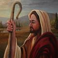 My Shepherd  by Michael Nowak