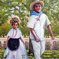 My Sister And I by Santiago Chavez