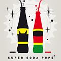 My Super Soda Pops No-01 by Chungkong Art