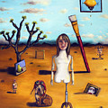 My Surreal Life by Leah Saulnier The Painting Maniac
