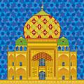 My Taj Mahal by Vlasta Smola